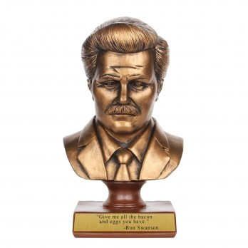 Busto Ron Swanson