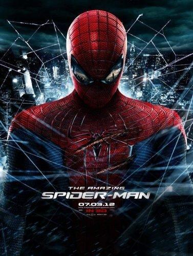 'The Amazing Spider-Man', últimos carteles