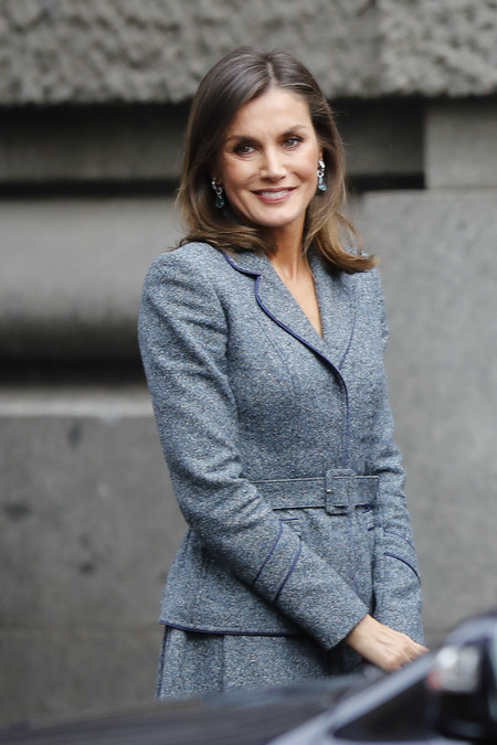 Reina Letizia Cumpleanos Leonor