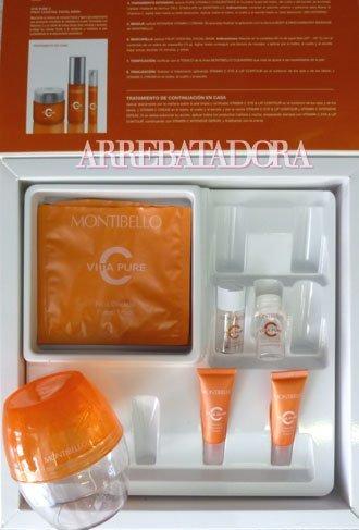 El nuevo tratamiento de cabina Vita Pure C de Montibello. Mi experiencia