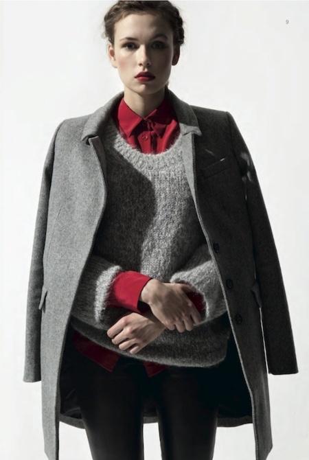 Closed lookbook Otoño-Invierno 2012/2013: el ser sencilla está de moda, pero siempre con un toque glam