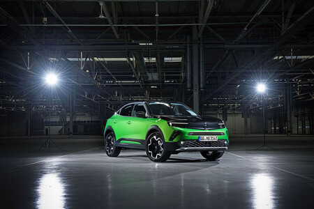 Opel Mokka eléctrico