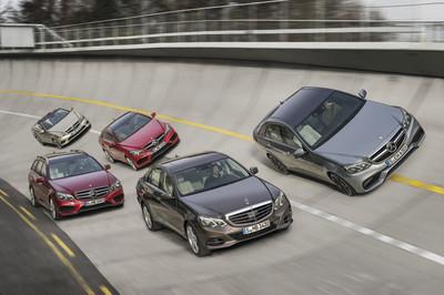 La Clase E de Mercedes-Benz en familia, E 63 AMG incluido