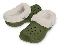 Sandalias para el invierno