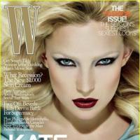 Kate Hudson espectacular en la portada de W