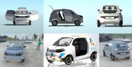 Eon Motors lanzará el Weez en octubre
