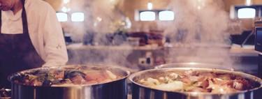 Ofertas de cocina en Amazon para comprar más barato baterías y ollas San Ignacio, Tefal y Bra
