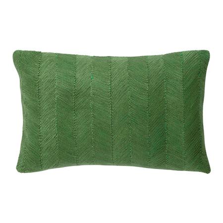 cojin verde