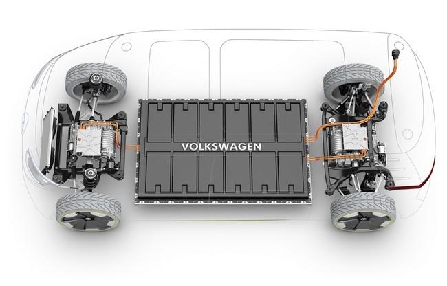 En Volkswagen tienen la misma preocupación que en Tesla hace 4 años con el abastecimiento de baterías