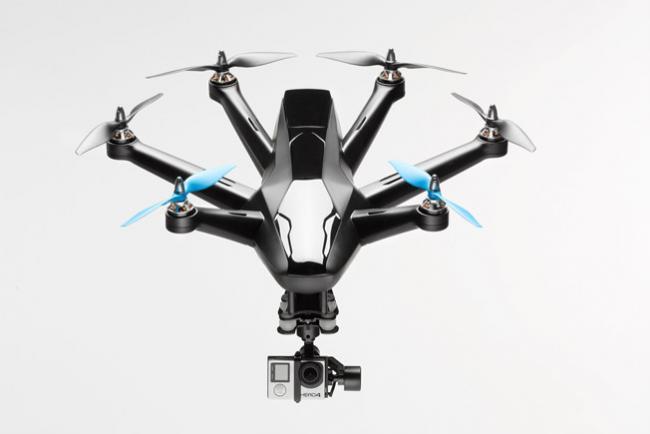 HEXO+, el drone específico para fotografía y vídeo que nos graba de forma autónoma