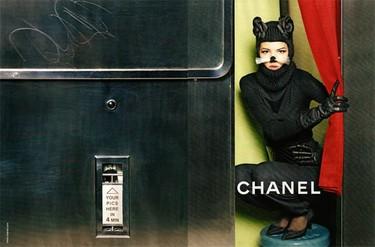 Campaña Chanel Otoño-Invierno 2011: he visto un lindo gatito