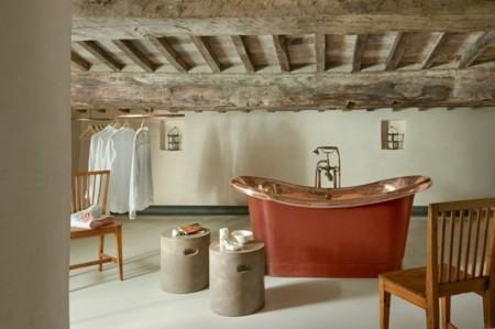 Hotel At Monteverde Il Pozzo Copper Room Remodelista 2