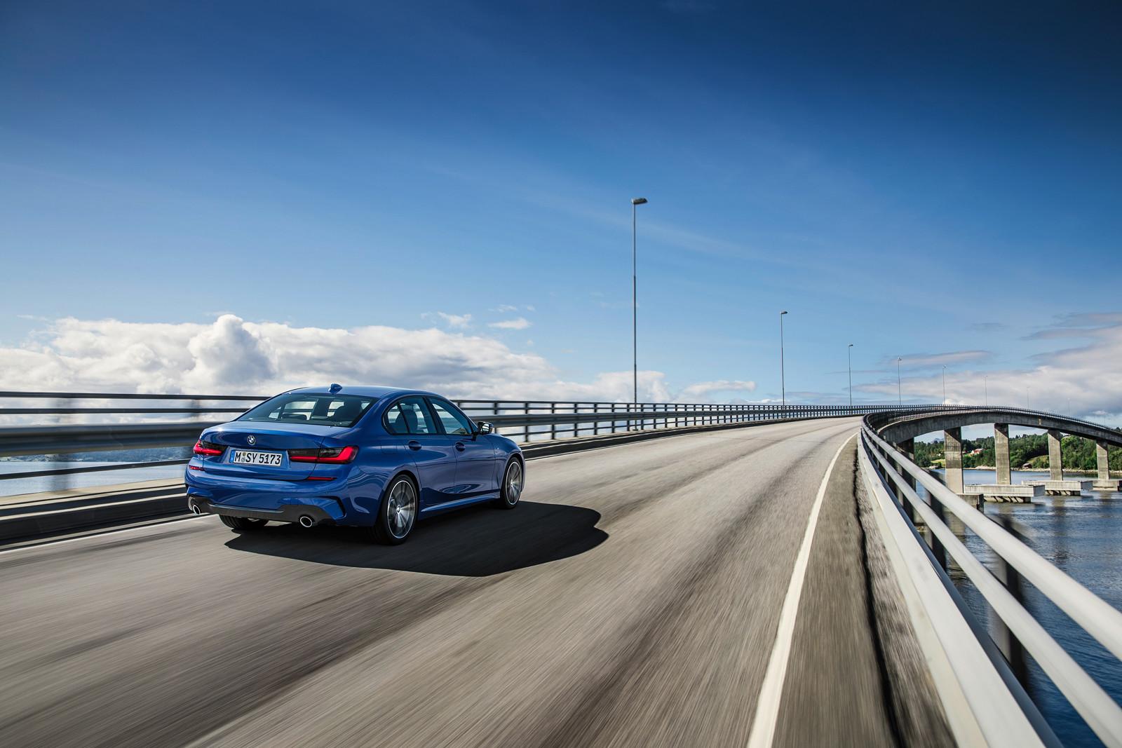 Foto de BMW Serie 3 2019 (16/131)