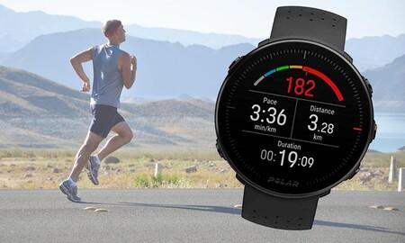 Si buscas reloj deportivo el Polar Vantage M cuesta 100 euros menos ahora en Amazon