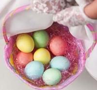 Tintes caseros para colorear huevos de pascua