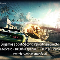 Streaming de Split/Second Velocity a las 18:00h (las 11:00h en CDMX)