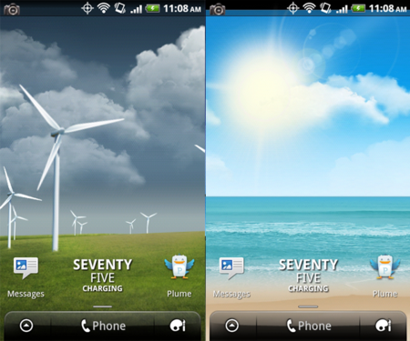 Los Live Wallpapers del Galaxy SII disponibles para su descarga