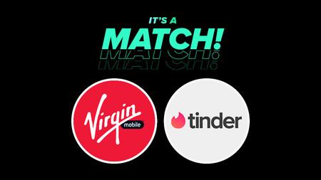Virgin Mobile ofrece datos ilimitados con Tinder en México, pero solo por el mes del amor y la amistad