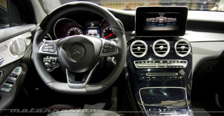 Mercedes-Benz GLC: primeras impresiones en vivo