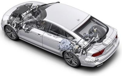 Audi A9, un rumor de 600 CV para Los Ángeles