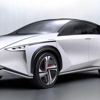 Nissan IMx, el futuro SUV de la marca será eléctrico y autónomo