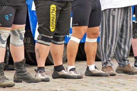 Entrenamiento para principiantes en el gimnasio: las piernas