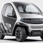 Eli Zero, por si querías un auto entre el Twizy y ForTwo, con la autonomía de un Tesla Model S