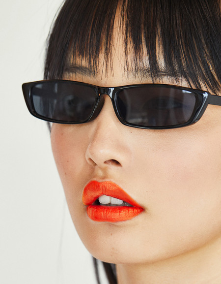 Gafas De Sol Rectangulares 04