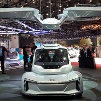 Así es el Pop.Up Next, un vehículo modular autónomo que podrá volar o circular por las calles