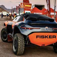 Fisker aún no ha fabricado ni un coche, pero ya tiene su próximo reto: correr en la Extreme E, el Dakar de SUV eléctricos