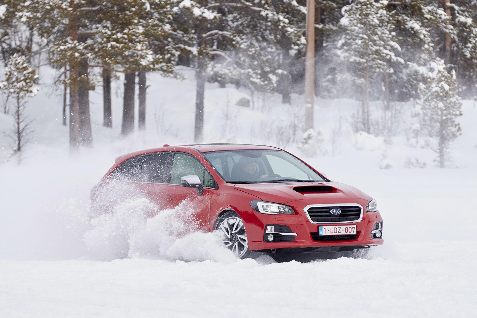 Foto de Subaru Snow Drive 2016 (43/137)
