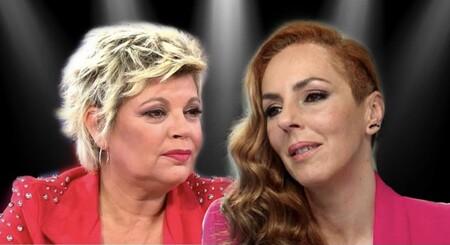 """Terelu Campos se rompe al escuchar a Rocío Carrasco y le manda este emotivo mensaje: """"Te amamos, mi vida"""""""