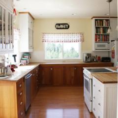 Foto 2 de 6 de la galería puertas-abiertas-una-cocina-aprovechada-al-maximo en Decoesfera