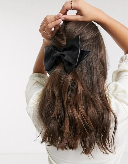 lazo pelo negro