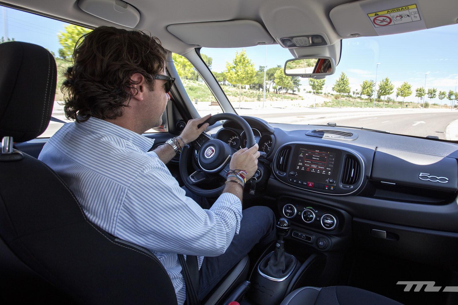 Foto de Fiat 500 L 2017 (toma de contacto) (14/15)