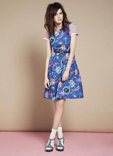 Estilo vintage en la colección Primark primavera-verano 2011: nuevos looks del catálogo