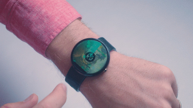 Ingress Android-OS Wear