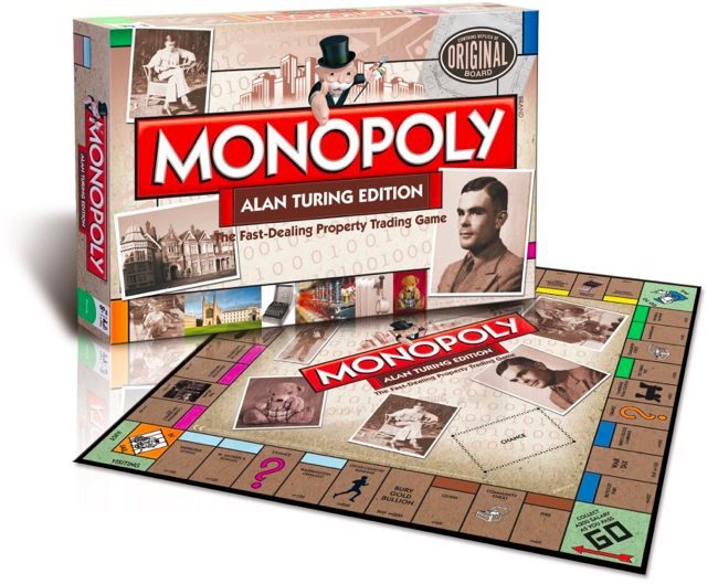 Monopoly de Alan Turing
