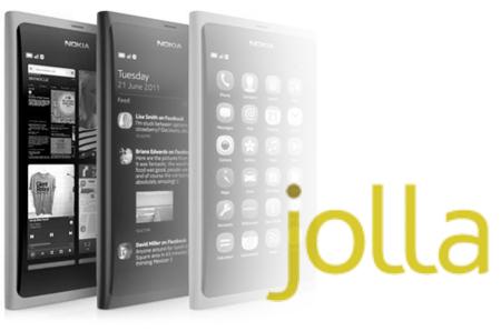 El primer smartphone de Jolla verá la luz el próximo mes
