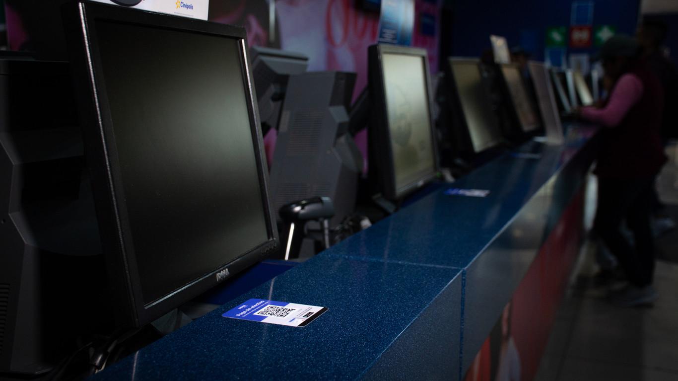Los pagos vía QR también llegan al cine: Cinépolis habilitará a 16 salas de México con esta tecnología