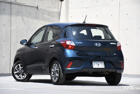 Hyundai Grand I10 Mexico Opiniones Prueba 4