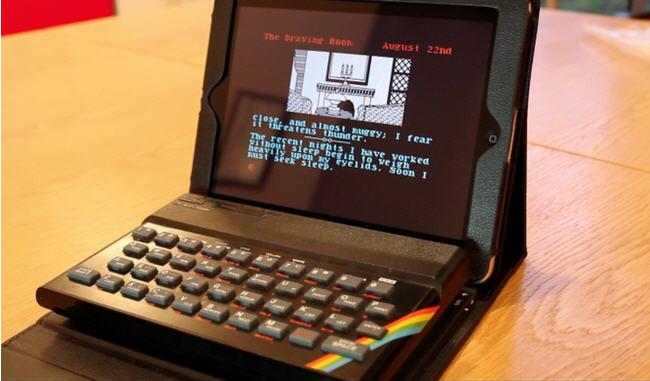 Bluetooth ZX Spectrum, el viejo teclado de goma vuelve a la vida