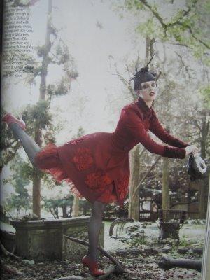 Foto de Paris, je t'aime. Vogue EEUU - Septiembre 2007 (11/16)