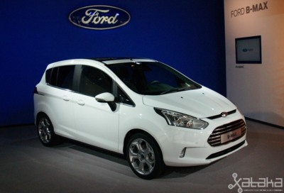 Ford se trae el sistema Sync a Europa con su B-Max