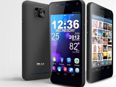 Blu Products: un fabricante en EE.UU aplica la estrategia china del bueno, bonito y barato