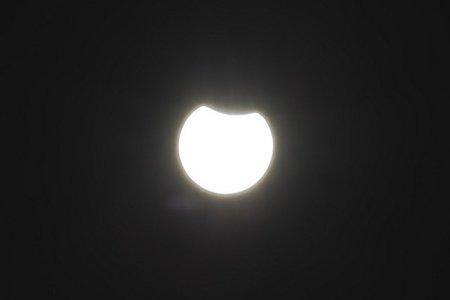 El Eclipse que pasó desapercibido