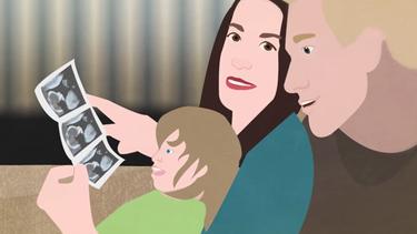 Alanis Morissette anuncia su segundo embarazo con un original vídeo animado