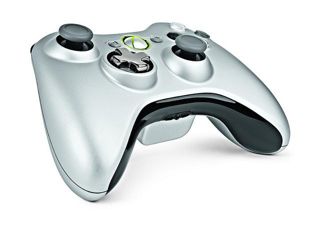Foto de Nuevo mando Xbox 360 (2/3)