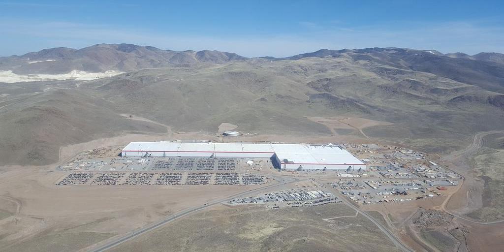 Foto de Tesla Gigafactory 1 (10/10)