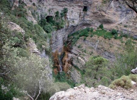 Cascada y Cueva del Río Mundo